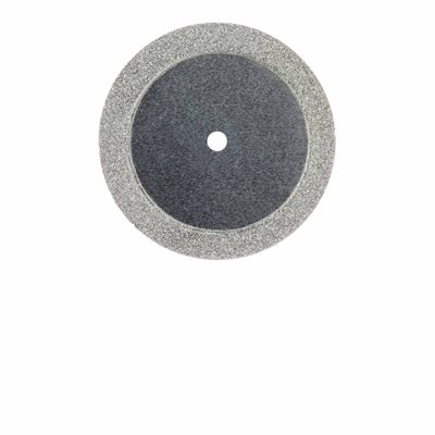 915D-190-UNM Diamond, Disc, Edge, Double Sided, 0.25mm thick, 19mm Diameter, UNM